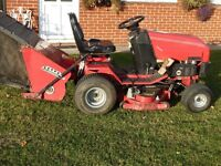 "Westwood T1600 Ride on lawnmower Mower 38"" Cut 16HP V Twin Brggs & Stratton Engine"