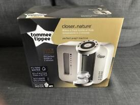 Tommee Tippee Perfect Prep Machine - unopened
