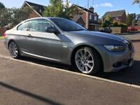 2010 BMW 335D M SPORT COUPE*AUTO~TIP*FINANCE & WARRANTY FSH audi,Merc,vw,bmw