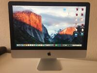 Imac 21.5 inch Late 2015 with 1TB Fusion drive