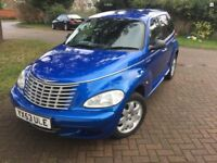 PT Cruiser, 2.0, Classic, MoT to Nov, 81.000 miles