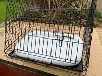 Puppy Deluxe Travel Cage Brand New
