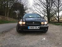 59 Jaguar X Type 2.2 SE Diesel Automatic