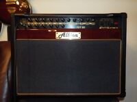 ALBION TCT50C 2x12 50 WATT COMBO BOUTIQUE AMPLIFIER. NEARLY NEW CONDITION. WITH FOOTSWITCH.