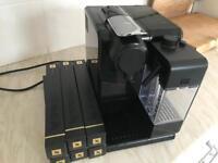 De'Longhi Nespresso coffee machine