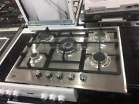 7burner hobs BRAND NEW GRADED (A) warranty included call today or visit us SAVE MONEY TODAY
