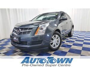 2012 Cadillac SRX Luxury Collection AWD/LEATHER/SUNROOF/REAR CAM