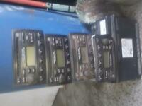 Ford stereos