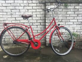 Ladies Bobbin Birdie 'Dutch style' bicycle - used but in good condition