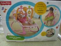 Fisher-Price Infant to todler rocker - brand new