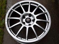 "17"" Team Dynamics 1.2 Alloy Wheel 5x112 Audi Seat Skoda Volkswagen"