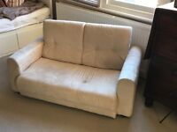 Cream / Ivory sofabed