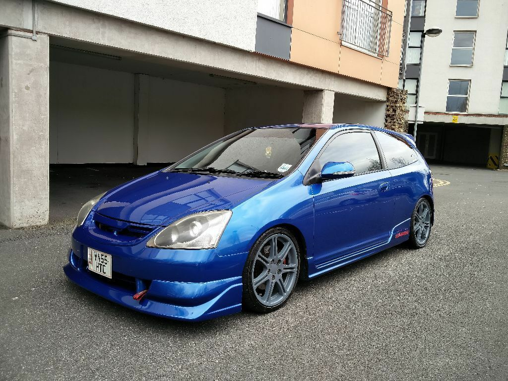 modified honda civic sport ep2 2005 mugen ep3 ep1 dc5 dc2 ek9 fn2 ej9 s2000 jdm not a type r. Black Bedroom Furniture Sets. Home Design Ideas