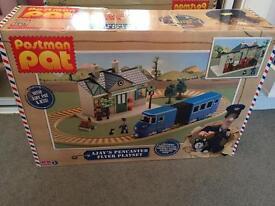 Postman Pat Train Set!!! Excellent Condition