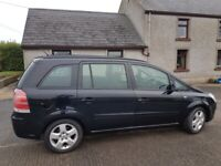 For Sale Vauxhall Zafira, MPV, 2008, Manual, 1598 (cc), 5 doors