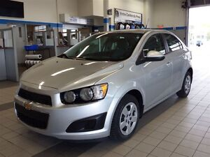 2014 Chevrolet Sonic **automatique**