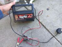 CLARKE CC40 BATTERY CHARGER