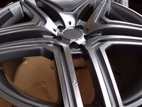 """Mercedes Style ML63 Alloys 20"""""""