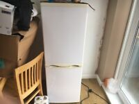 Curry's small fridge freezer.
