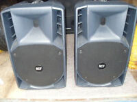 RCF ART 722a Active PA Speakers