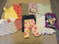 Girl's Clothes Bundle Size 18-24 Months