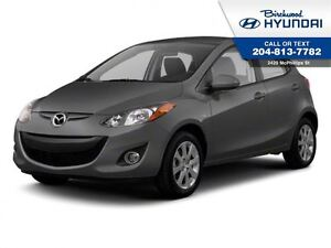 2013 Mazda MAZDA2 GX A/C *Low Payment