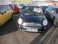 2006 MINI ONE 1.6 FULL SERVICE HISTORY