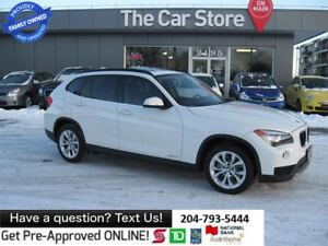 2013 BMW X1 xDrive28i SUNROOF leather heated BLUETOOTH 1OWNER
