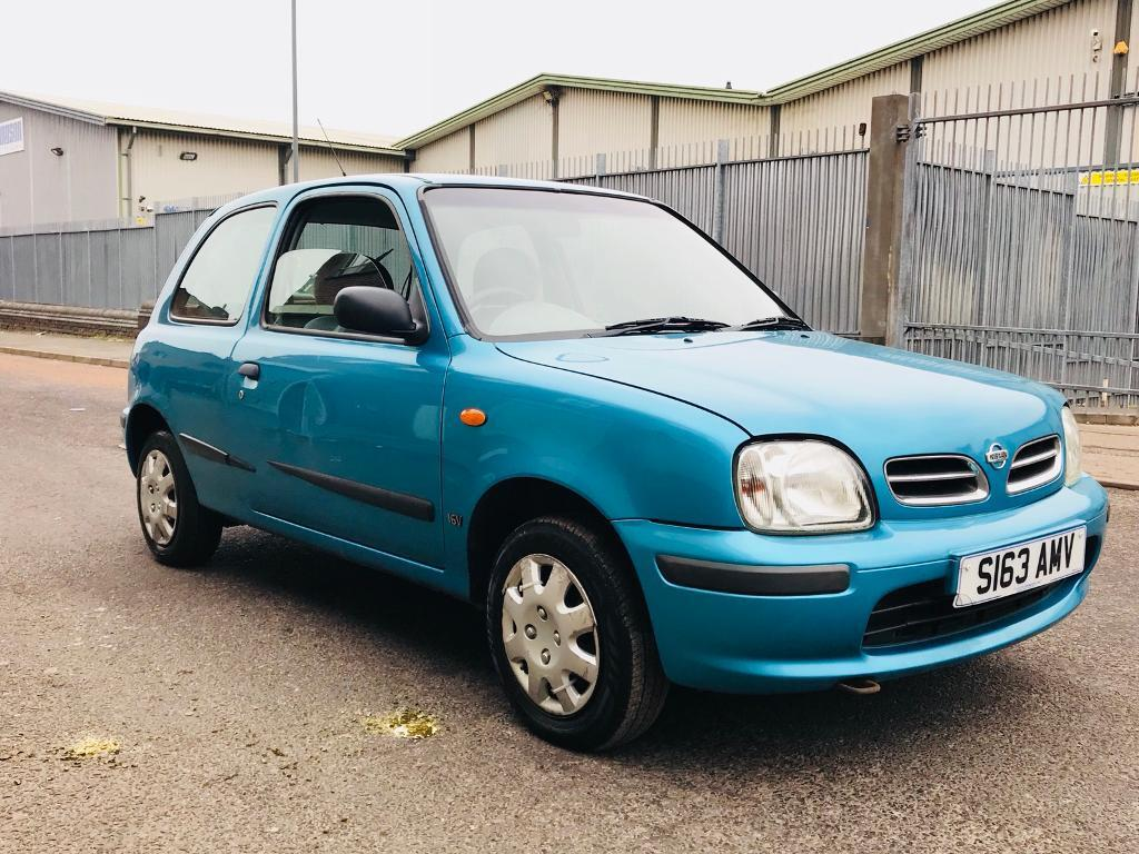 1998 nissan micra twister low miles 54000 in. Black Bedroom Furniture Sets. Home Design Ideas