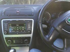 Skoda Octavia elegance 09 new shape v economic 1.9TDI manual HUGE PRICE CUT perfect family car sale