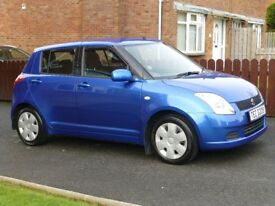 2008 Suzuki Swift GL 5 Door
