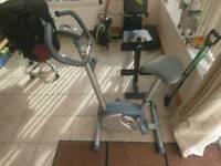 Exercise Bike (Tesco)
