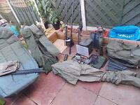 carp set up 2 rod