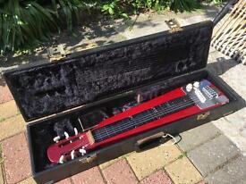 Slide/lap guitar