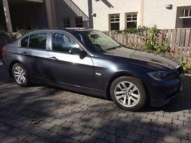 BMW 320d SE 5dr 72k 2006 FSH £4700 ono (not Audi, Mercedes, Ford, VW)