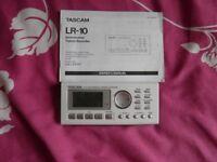 TASCAM LR-10