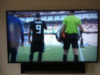 Samsung 55inch 4k smart ultra HD TV