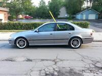 1998 BMW 5-Series M5 Sedan