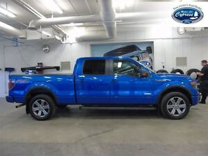 2013 Ford F-150 FX4 (Back Up Camera  Heated/Cooled Seats)