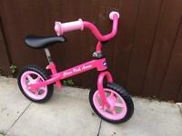 Excellent condition balance bike for 2-3 years