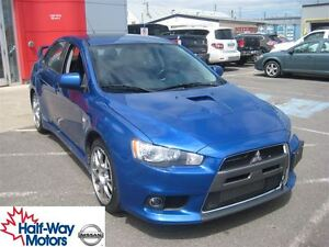 2008 Mitsubishi LANCER EVOLUTION MR | Fun to Drive!