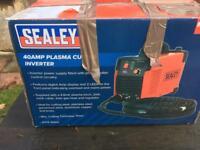 Sealey plasma cutter