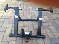 Magnetic Turbo Stand for Indoor Bike Exercise