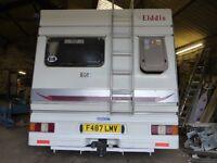 Fiat Ducato elddis autostratus motorhome, 5 berth, 1989.