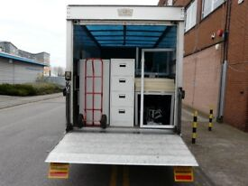 move house flat office hire from 25 pounds man and van removals Caerphilly