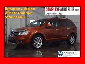 2012 Dodge Journey R/T AWD 4x4 *Cuir/Mags/Fogs