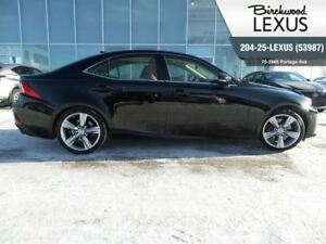 2014 Lexus IS 350 4dr Sdn AWD Executive Package W/NAV