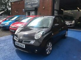 NISSAN MICRA 1.5DCI PURE DRIVE, 2010, 70537 MILES, SERVICED, 12 MONTH MOT, £30 TAX YEAR