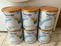 Neocate junior powder £20 per tin