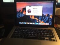 Apple MacBook Pro A1278, Mid 2012 Upgraded From 4 To 16 Gig Ram 500 Gig HDD